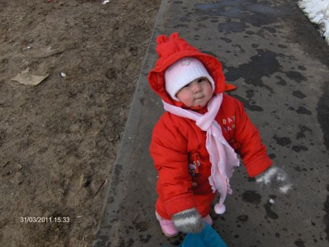 Прогулка (фото) 31.03.11
