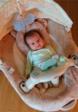 Как укачивать ребенка спать