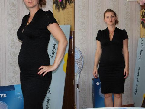 Платья в обтяг для беременных