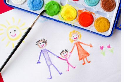 Как по рисунку определить, есть ли пробемы у ребенка.