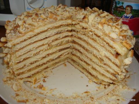 чем исправить сухой торт муравейник