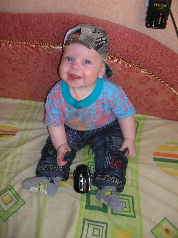 6 месяцев (фото)
