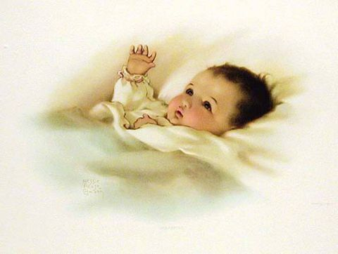 Открытки мама и младенец, поздравление