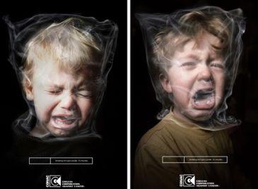 Пассивное курение влияет на оценки в школе