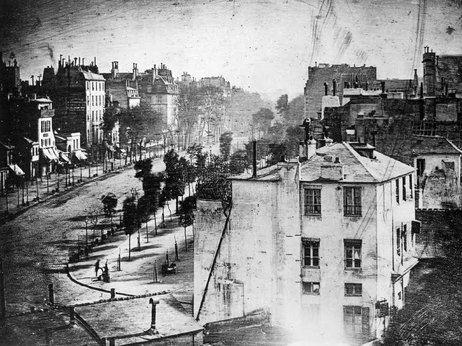 Возникновение фотографии или почему мы обязаны французам.
