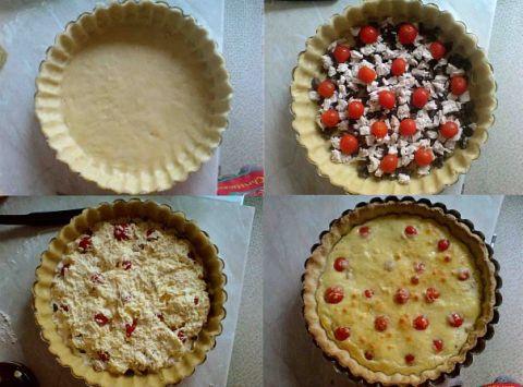 Лоранский пирог