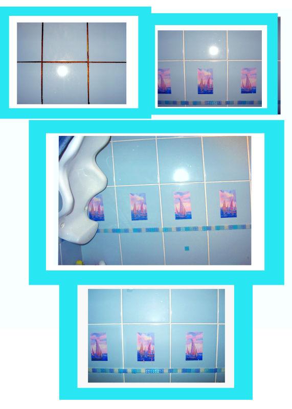 120 Сделать бордюр в ванной