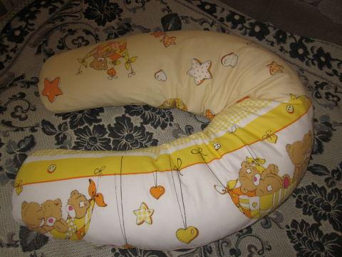Купила подушку для беременных!!! Фото.