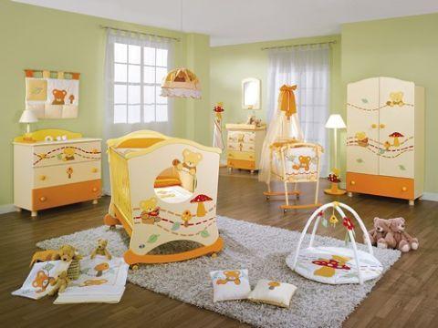 хорошая идея детская кроватка со столом