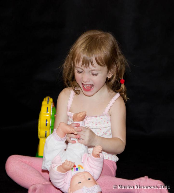 Домашняя фотосессия (нафоткала детей)