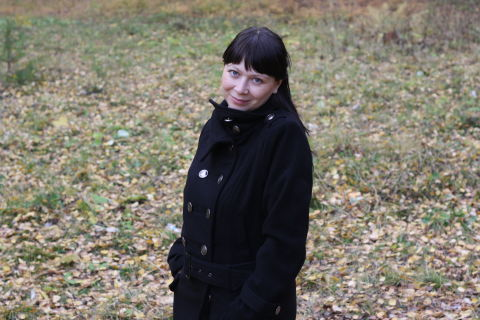 Первые прогулки с дочкой )))