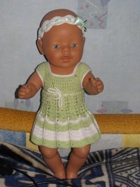 Вязаная одежда для беби бона своими руками схемы