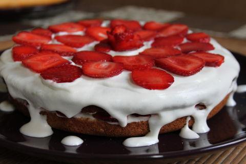 Рецепт тортика))